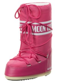 Moon Boot - NYLON - Winter boots - bouganville - 0