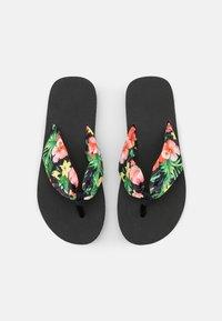 flip*flop - TUBE TROPICS - T-bar sandals - black - 5