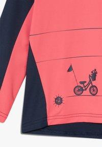 Vaude - SOLARO  - Rash vest - bright pink - 3