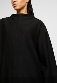 Monki - ARYA DRESS - Jerseykjole - black dark unique - 7