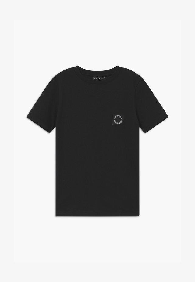 NLMNOONIE - T-shirts - black