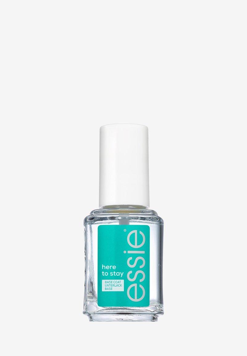 Essie - BASE COAT - Nail polish (base coat) - here to stay