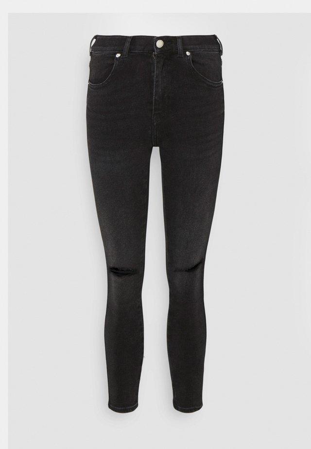 LEXY - Skinny džíny - black