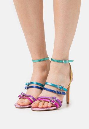 PIERRA - Sandals - multicolor