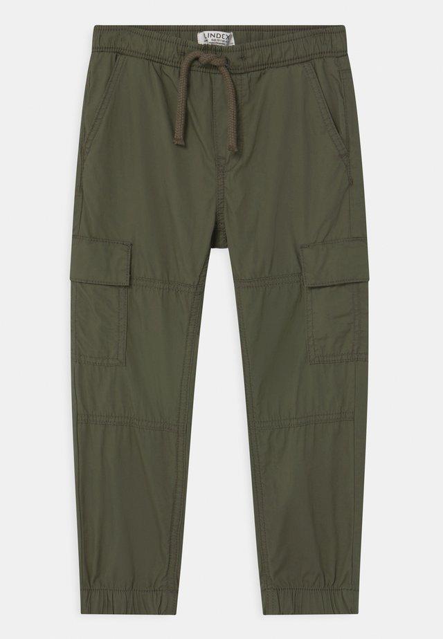 MINI - Pantaloni cargo - khaki
