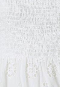 Forever New - LORETTA SHIRRED DRESS - Day dress - porcelain - 2