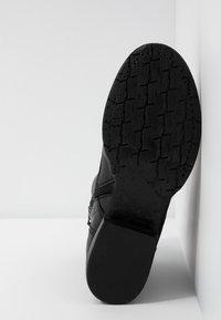 MJUS - Snørestøvletter - nero - 6