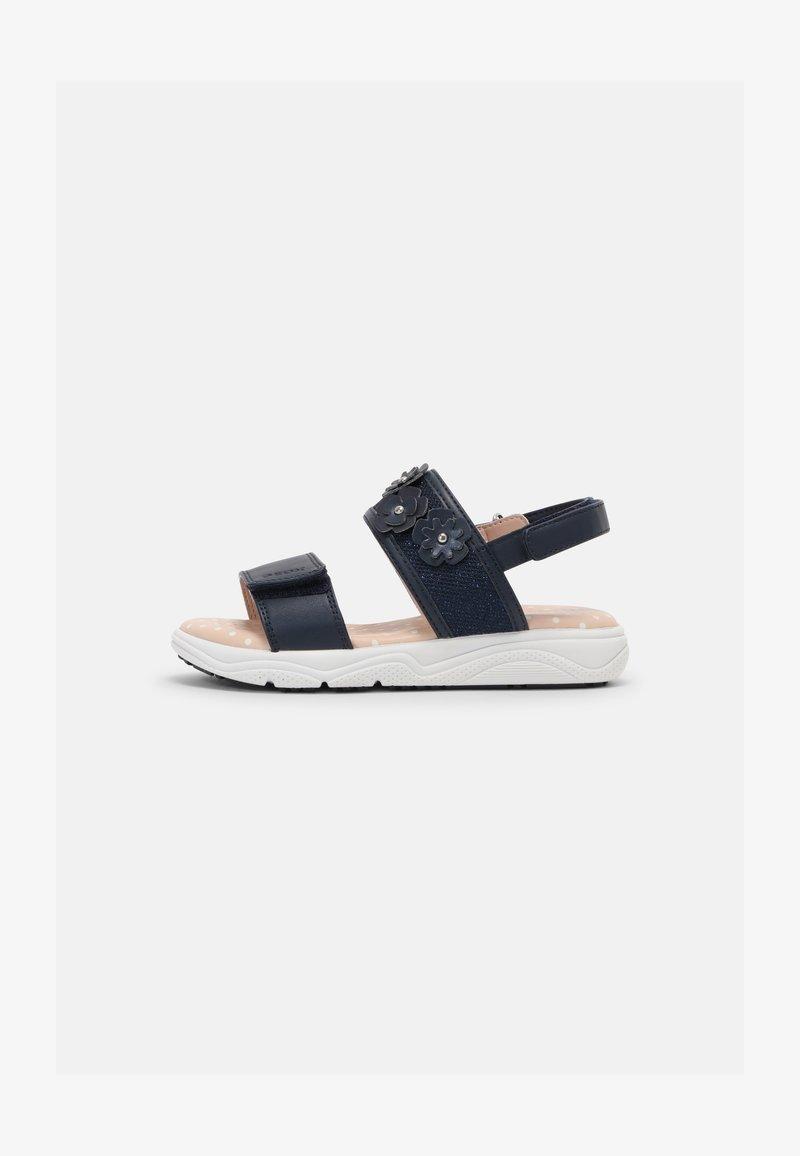 Geox - DEAPHNE GIRL - Sandals - navy
