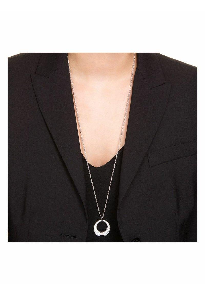 Joop! Accessories - KETTE HALSKETTE - Necklace - silber
