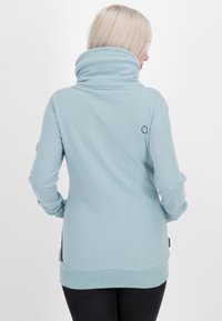 alife & kickin - Zip-up hoodie - ice - 4