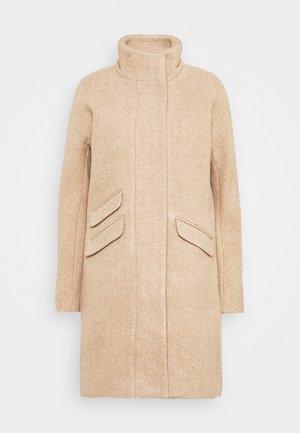 Classic coat - sandstone