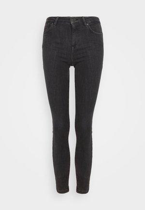 ONLPOWER - Jeans Skinny Fit - dark grey denim