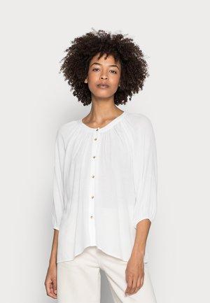 BLOUSE - Blouse - off white