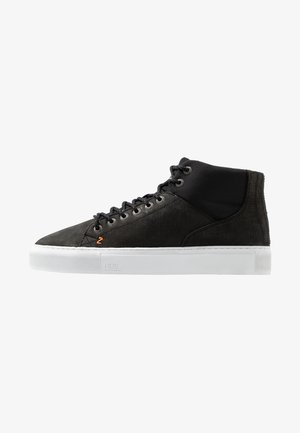 MURRAYFIELD - High-top trainers - black/white