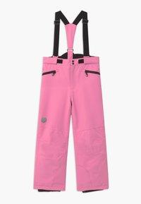 Color Kids - Spodnie narciarskie - fuchsia pink - 0