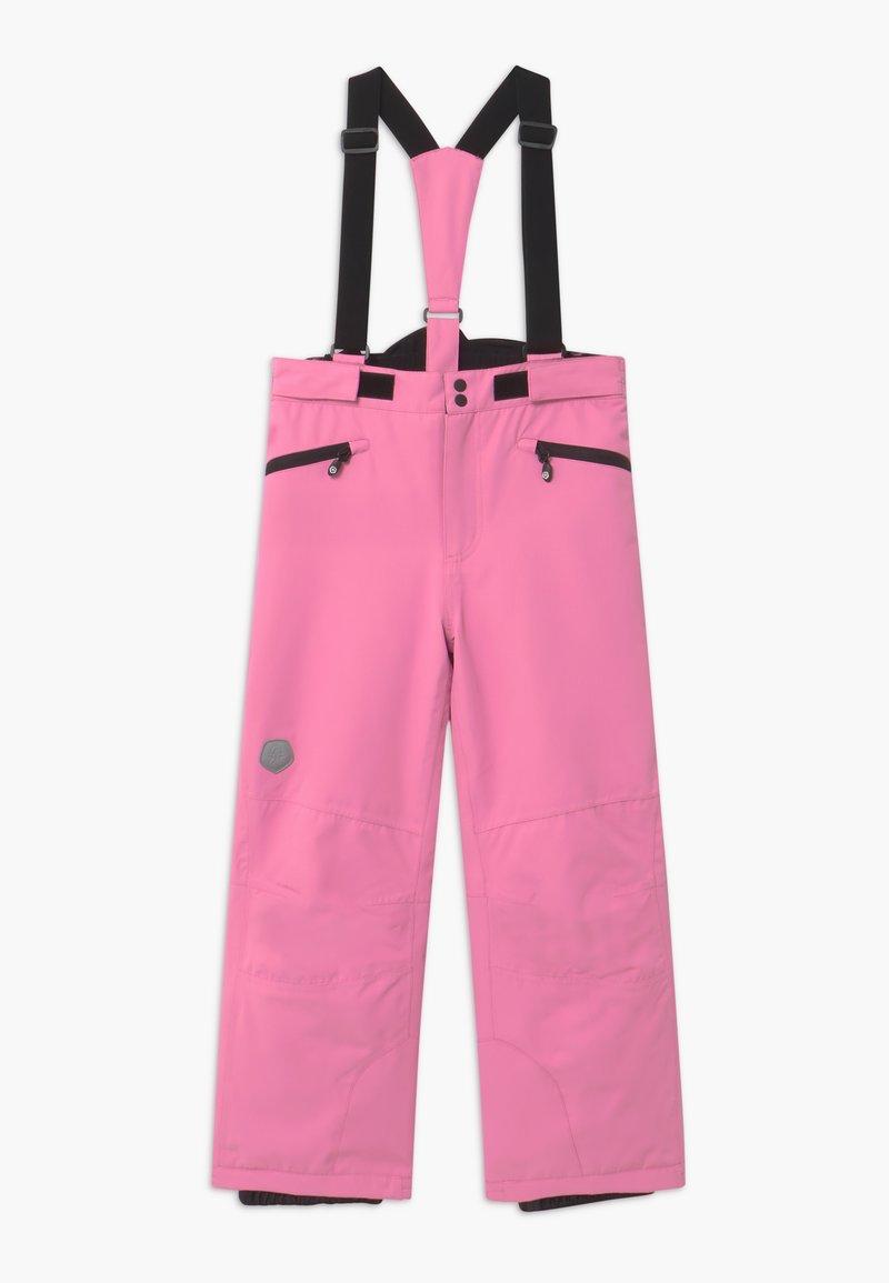 Color Kids - Spodnie narciarskie - fuchsia pink