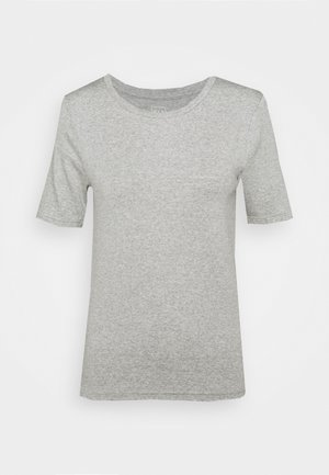 T-shirt basic - heather grey