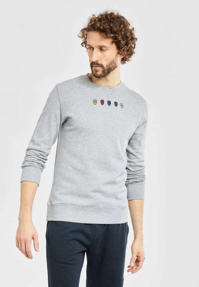 TCHINQUOS - Longsleeve - grey