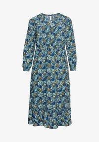 Sheego - Maxi dress - multi-coloured - 4