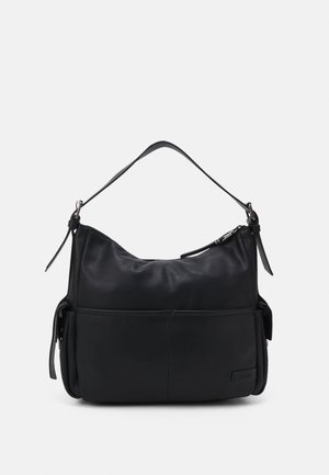 LIZ HOBO - Handbag - black
