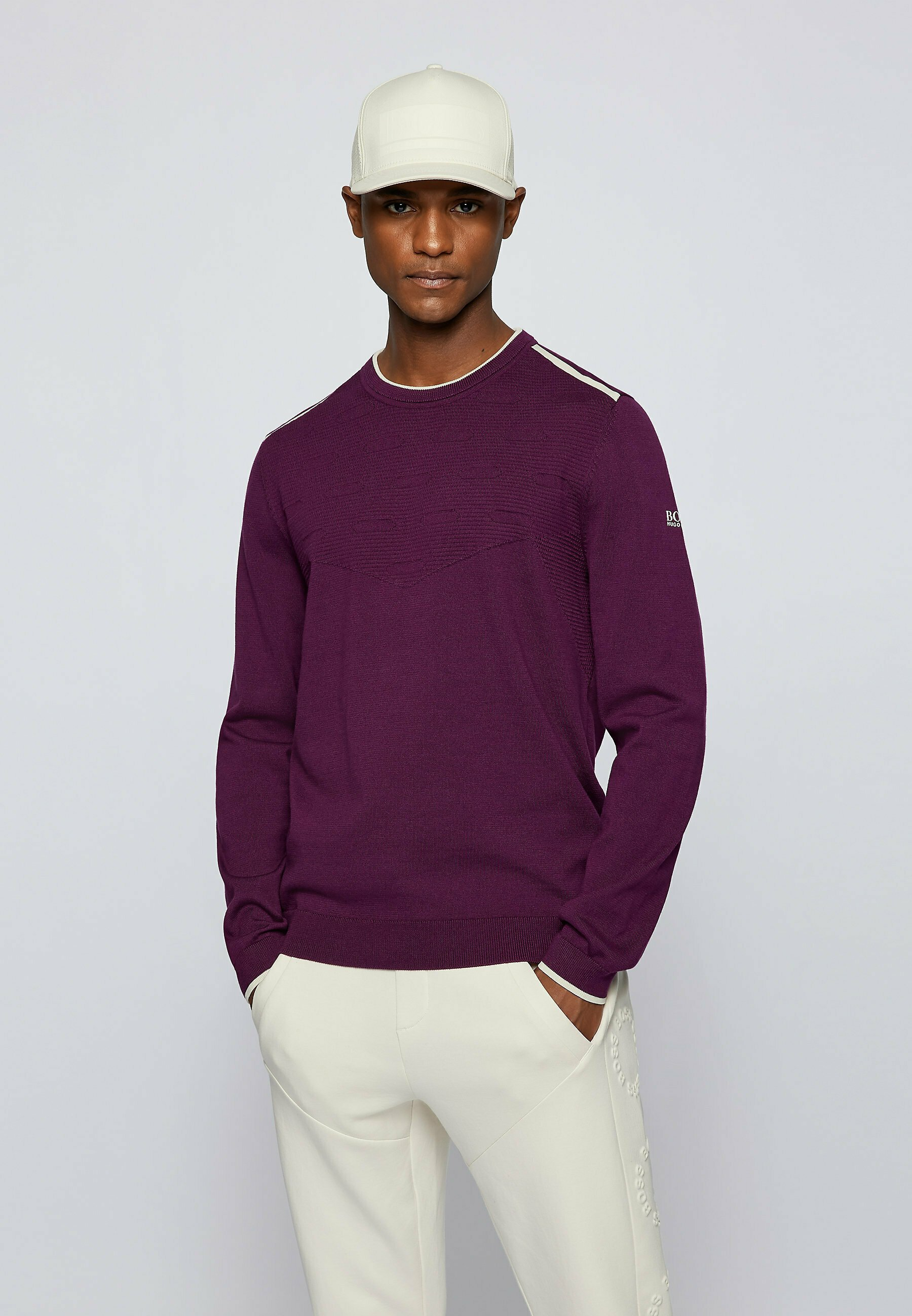 Homme ROGEO - Pullover