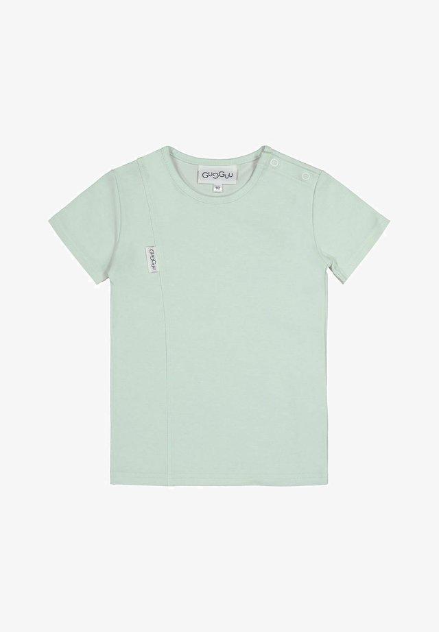UNISEX - Basic T-shirt - sea glass