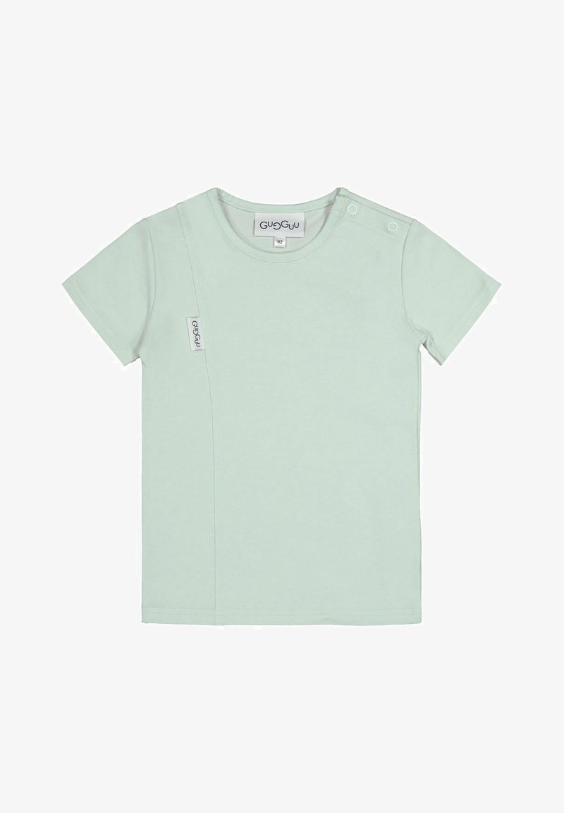 GUGGUU - UNISEX - Basic T-shirt - sea glass
