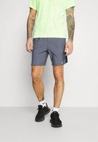 Nike Performance - CHALLENGER SHORT  - Korte sportsbukser - dark blue - 0