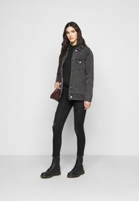 River Island Tall - Jeans Skinny - washed black - 1