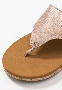 Wallis - SUNSET - Chaussons - rose gold - 5