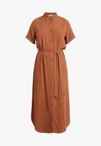 Envii - ENSILJAN DRESS - Shirt dress - toffee - 5