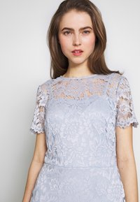 Lauren Ralph Lauren - KAMI DRESS - Vapaa-ajan mekko - toile blue - 4