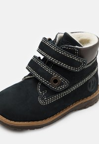 Primigi - WARM LINING UNISEX - Classic ankle boots - blue scuro - 5