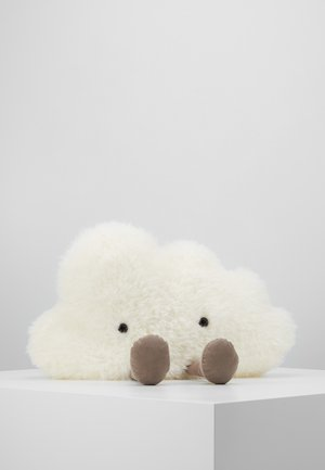 AMUSEABLE CLOUD - Cuddly toy - white