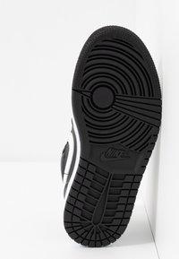 Jordan - AIR 1  - Trainers - black/white - 6