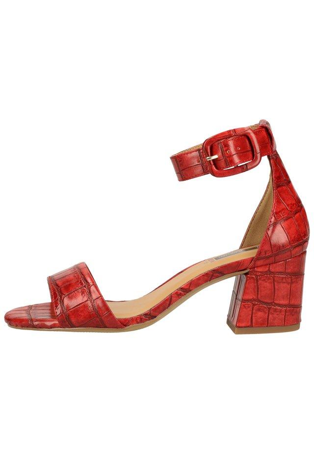 Sandales - red 500