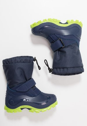 WERRO - Winter boots - blau