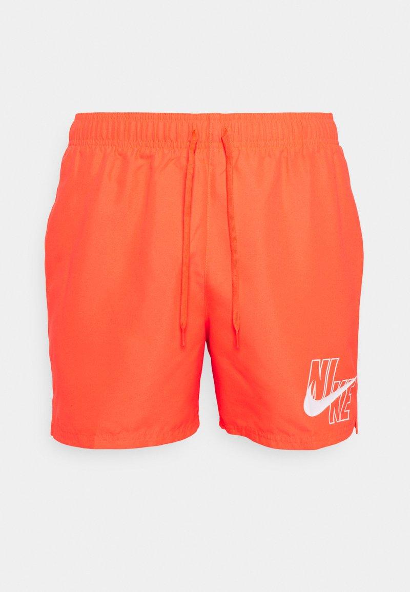 Nike Performance - VOLLEY SLOGO SOLID - Bañador - bright crimson