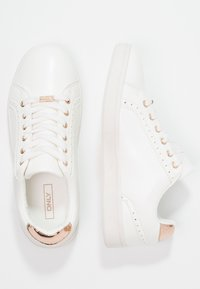 ONLY SHOES - ONLSHILOH - Sneakersy niskie - white/rosegold - 2