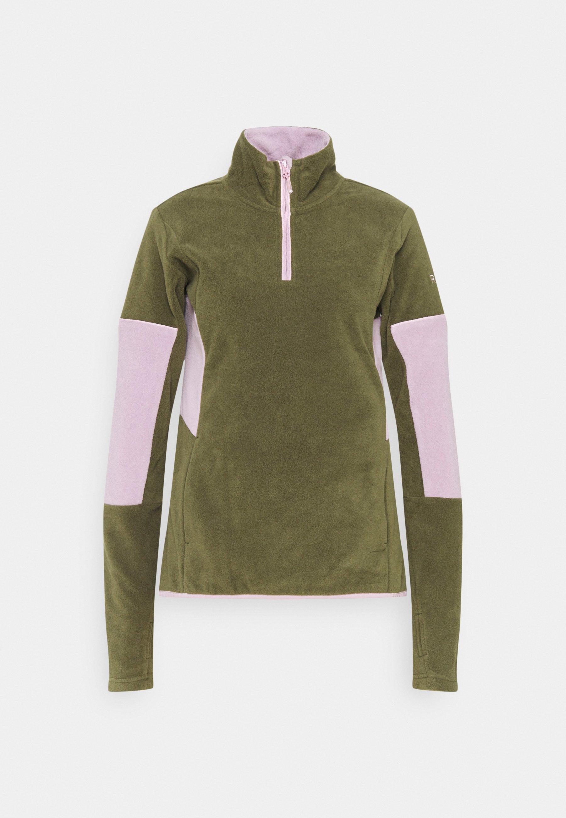 Women SAYNA ZIP - Fleece jumper