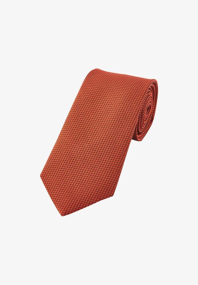 Tie - orange