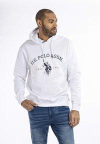 U.S. Polo Assn. - CARL - Luvtröja - white - 2