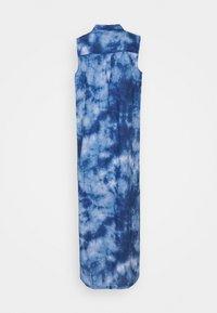 Gap Tall - DRESS MAXI TIE DYE - Maxi dress - blue - 1