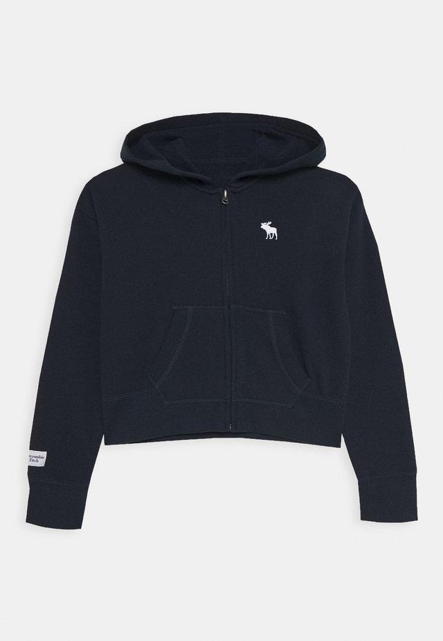 CORE FULLZIP  - Zip-up hoodie - navy