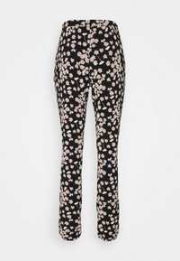 Hunkemöller - SET NECK LACE DAISY - Pyjamas - black - 4