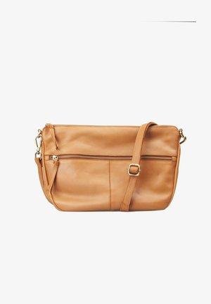 ELLA - Across body bag - cognac