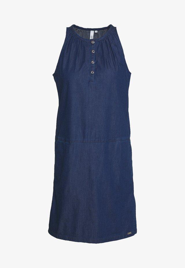 KURZ - Denim dress - blue denim