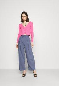 Trendyol - Cardigan - pink - 0