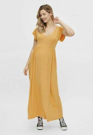 MLKAYLY - Maxi dress - golden apricot