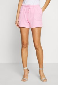 Marc O'Polo - ATTACHED POCKETS - Shorts - sunlit coral - 0